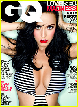 perry gq
