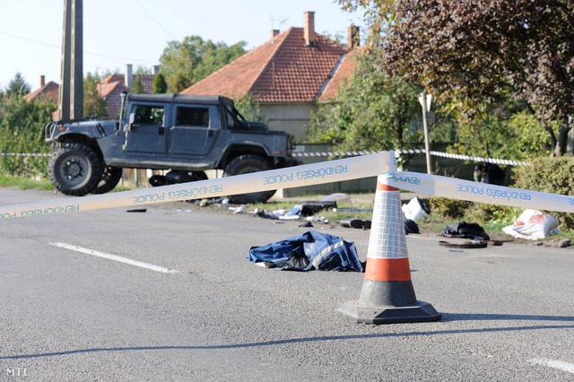 A 2012 októberi baleset