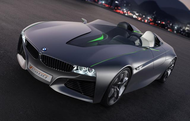 Totalcar - Magazin - Már készül a Toyota-BMW sportkocsi 54755661f9