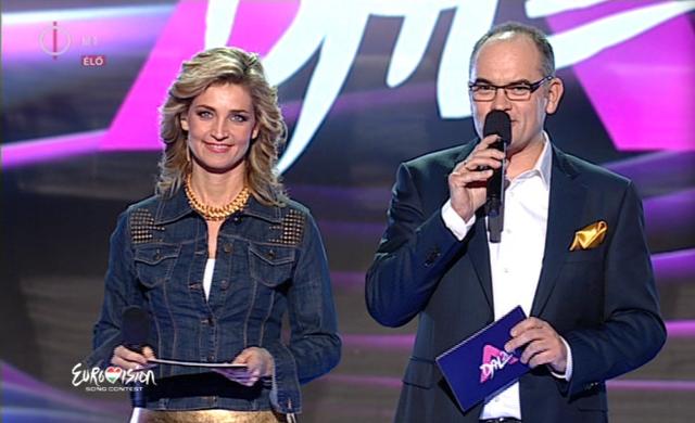 Novodomszky Éva és Gundel-Takács Gábor