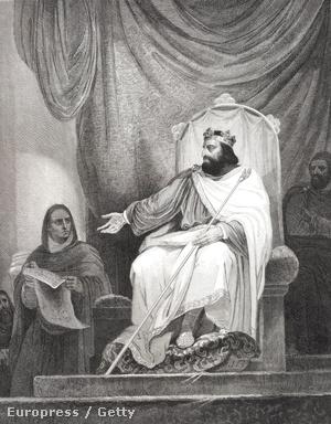 Nagy Károly (742-814.)