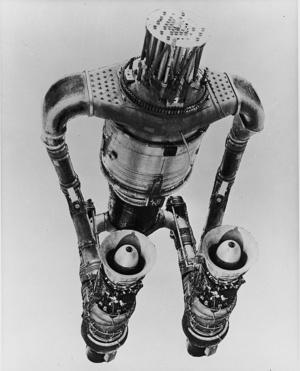Az atomrepülőt hajtó turbinák