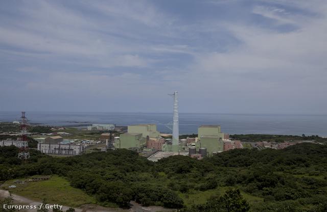 A Lungmen Taiwan III. Generációs erőműve