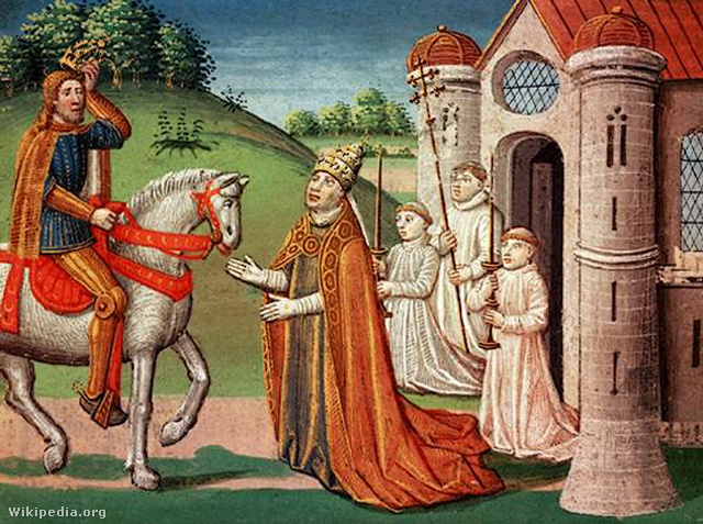 Nagy Károly és I. Adorján