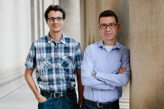 Luis von Ahn és Severin Hacker