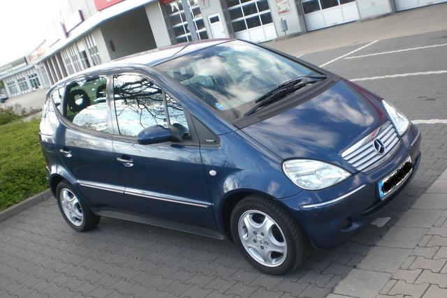 Mercedes-Benz A osztály