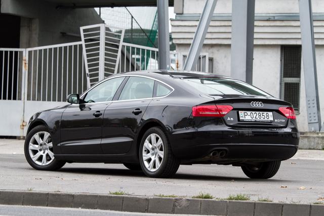 Nem annyira durva, mint a Mercedes CLS-e
