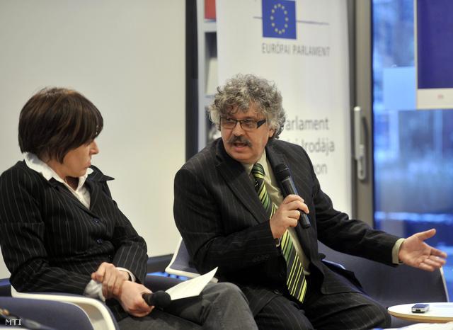 Balogh László, a Közszolgálati Közalapítvány kuratóriumának elnöke