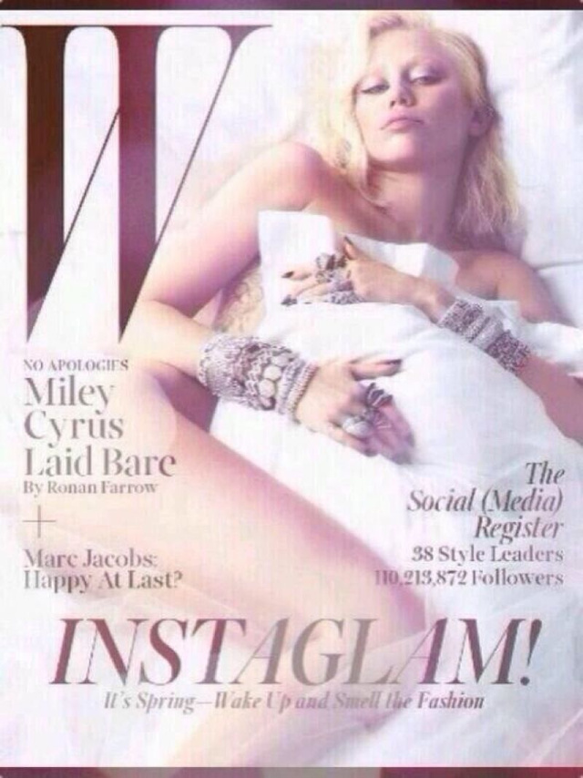miley-cyrus-in-w-magazine-march-2014-issue 1