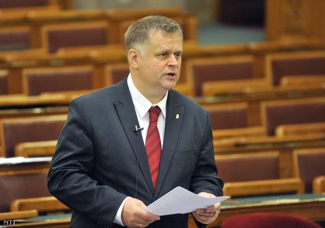 Kovács Pál klíma-és energiaügyért felelős államtitkár