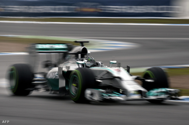 Az új Mercedes Jerezben