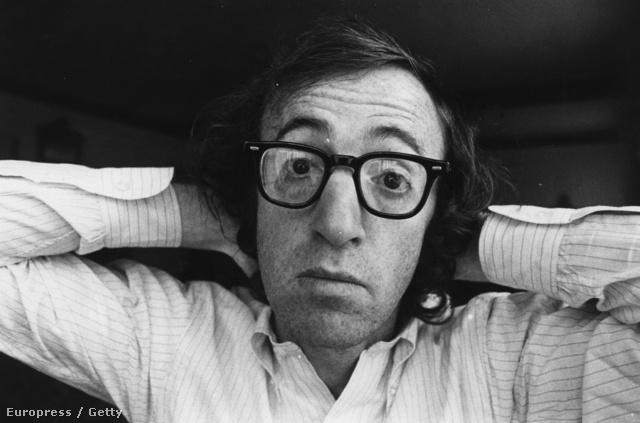Woody Allen 1971-ben