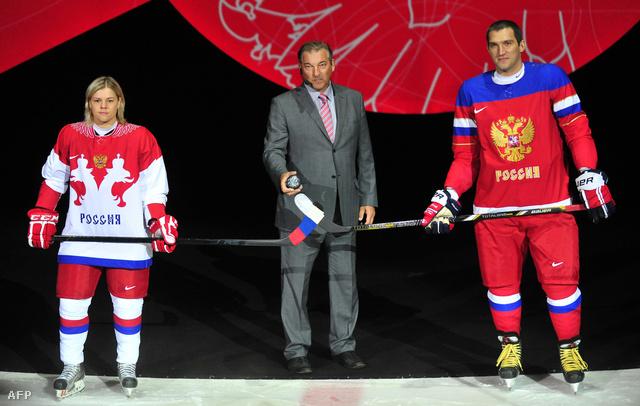 Az orosz csapat