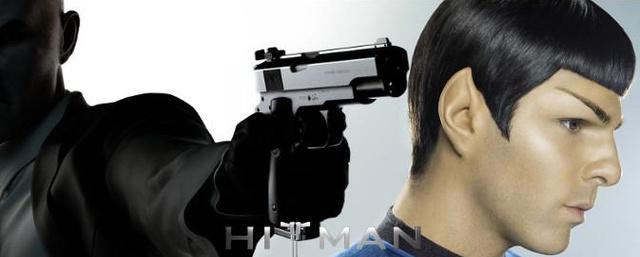 Zachary Quinto Hitman Agent 47