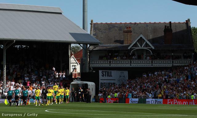 2012. augusztus 18. Fulham - Norwich City