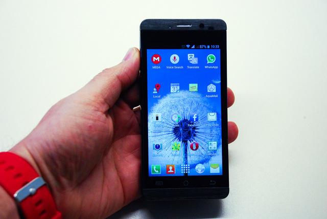 Ennél nagyobb felbontásra és pixelsűrűségre nincs szükség egy telefon esetében