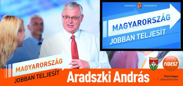 A Fidesz plakátja és a kormányzati kommunikációban használt plakát