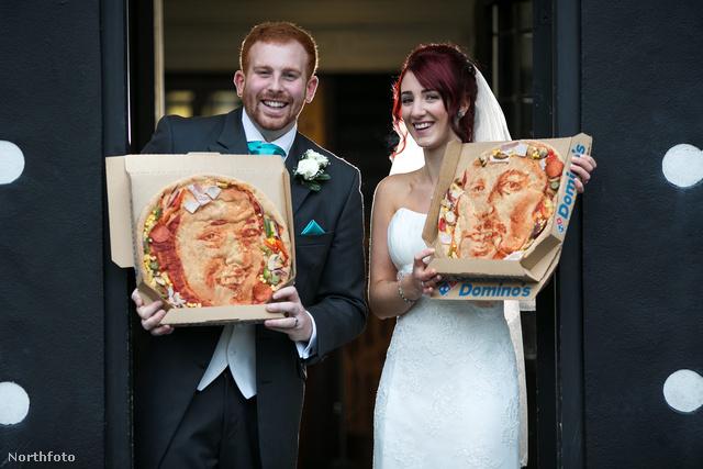 Ez már Anglia – ők pizzával esküdtek