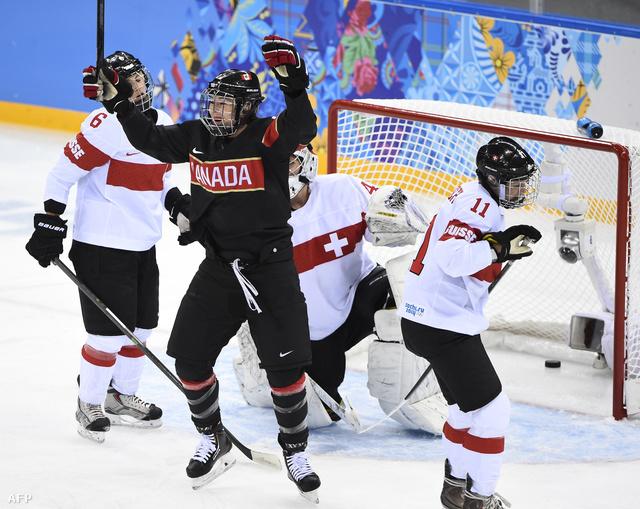 Nagyon sima Kanadának ez a meccs