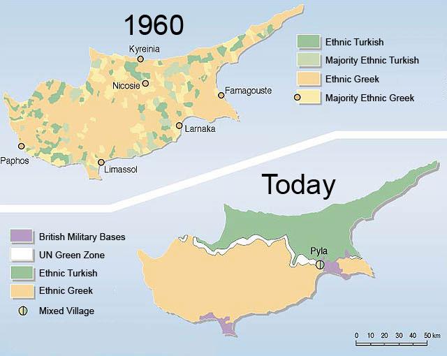 Cyprus-etnicity