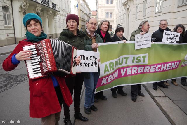 Vienna protest1
