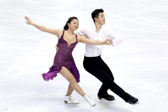 Maia és Alex Shibutani