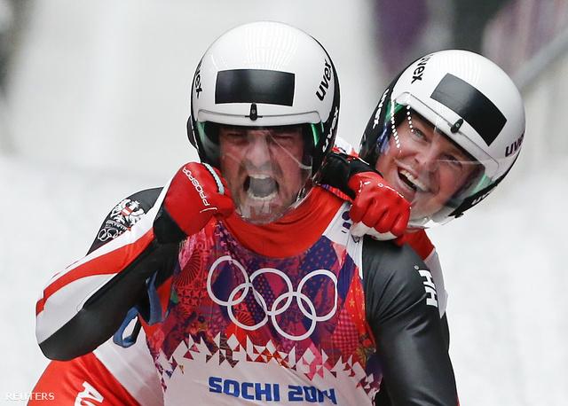 Andreas és Wolfgang Linger