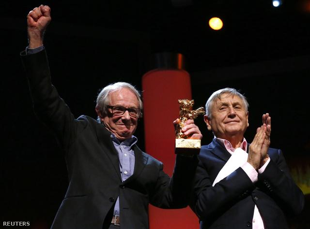 Ken Loach és Jiri Menzel