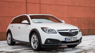 Opel Insignia Country Tourer 4x4 2.0T Automata - 2014.