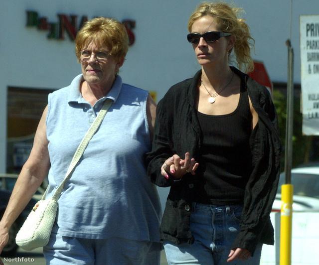 Betty Lou és Julia Roberts