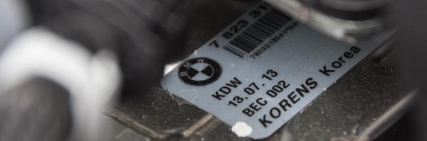 Egy tucat BMW-emblémát biztos lehet találni a motortérben