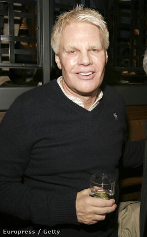 Mike Jeffries, az Abercrombie&Fitch vezérigazgatója