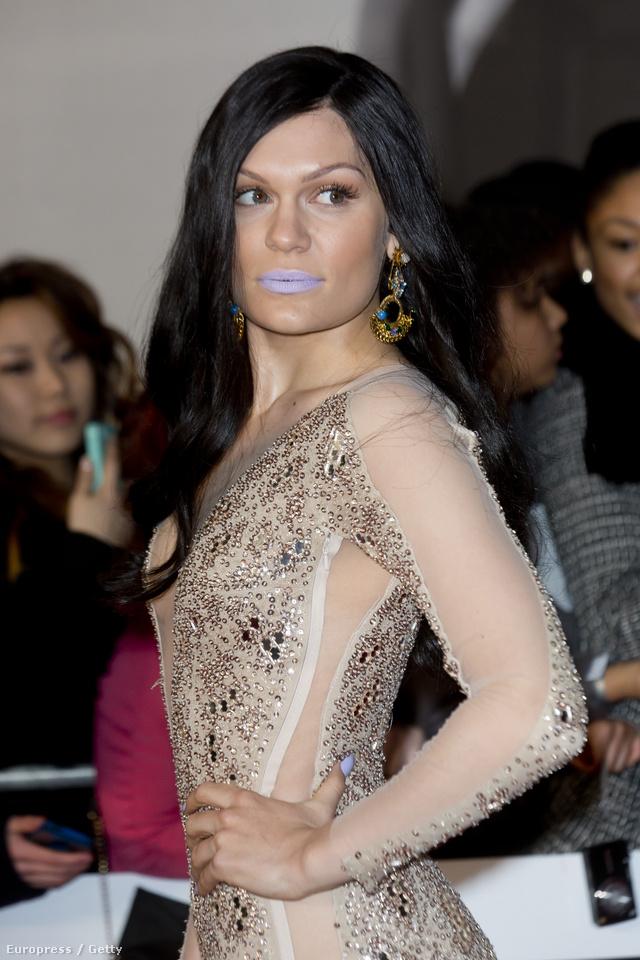 Jessie J közelről is előnytelen
