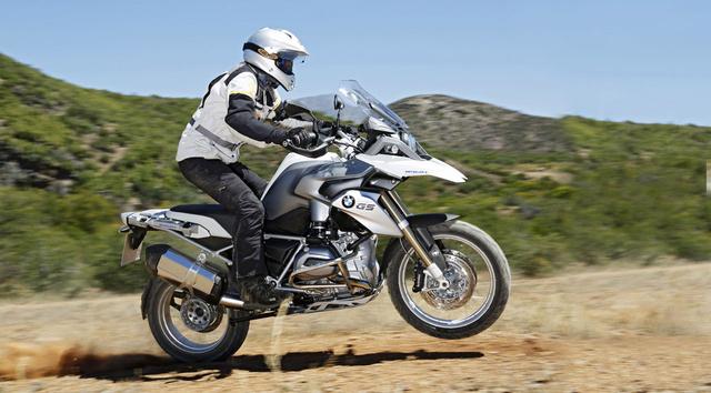 Itthon, 2013-ban 78 darab, az Unió összes országában 21 ezer darab fogyott a vadonatúj BMW R1200GS-ből