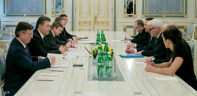 Külügyminiszteri találkozó