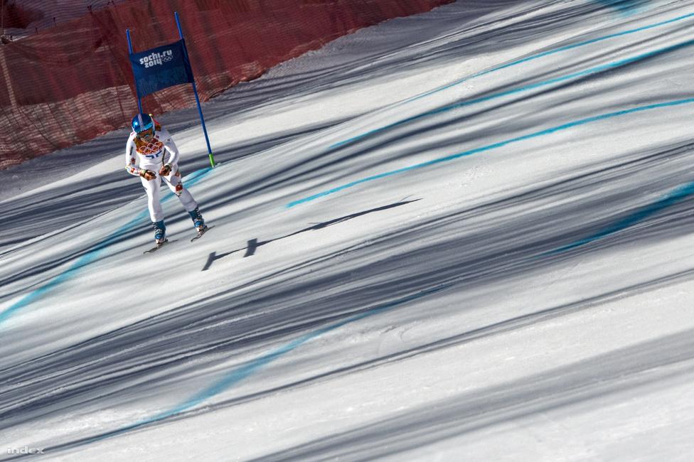 Hetedik helyével minden idők legjobb magyar sízője lett a 25 éves Miklós Edit, aki lesiklásban olyan sztárokat is megelőzött, mint az amerikai Julia Mancuso, vagy a kombinációban aranyat nyerő német Maria Höfl-Riesch. A csíkszeredai születésű Miklós 2011 óta indul magyar színekben.