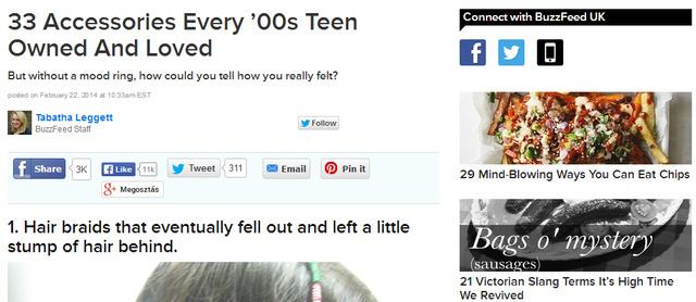 Egy átlagos nap a Buzzfeednél