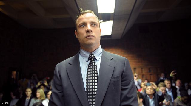 Pistorius 2013. június 4-én, a pretoriai bíróságon.