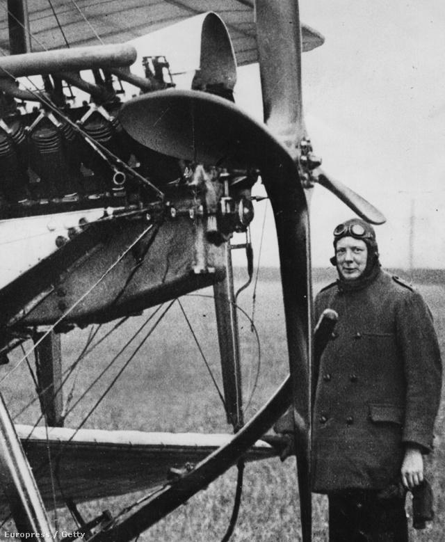 Winston Churchill 1914-ben