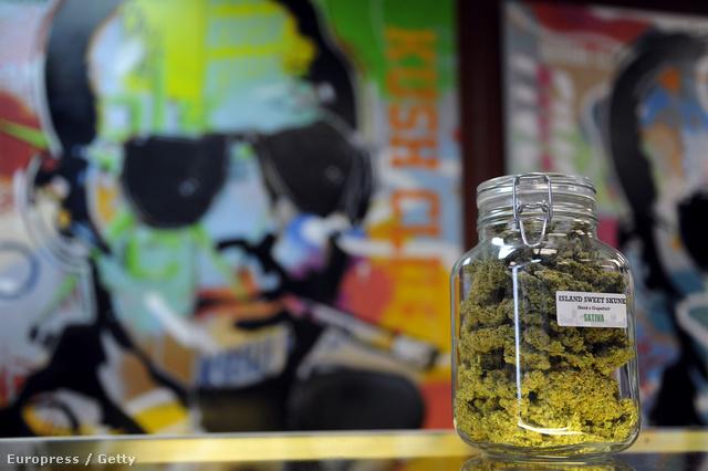 Az USA több államában is legalizálták a marihuánát tavaly