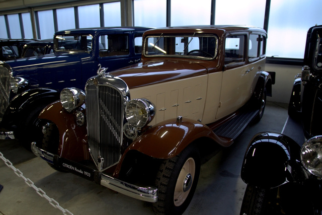 A hattyú a csendes, méltóságteljes siklást szimbolizálja, az autónak úgy kellett viselkednie, mint ha vízen úszna. A Rosalie-nevet a távolsági rekordkísérletben (1931-37) résztvevők adták neki