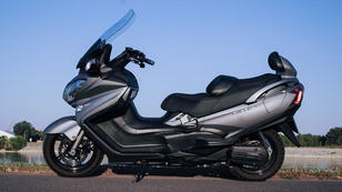 Suzuki Burgman AN650 ABS Executive - 2014.
