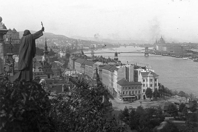 Budapest az 1910-es években