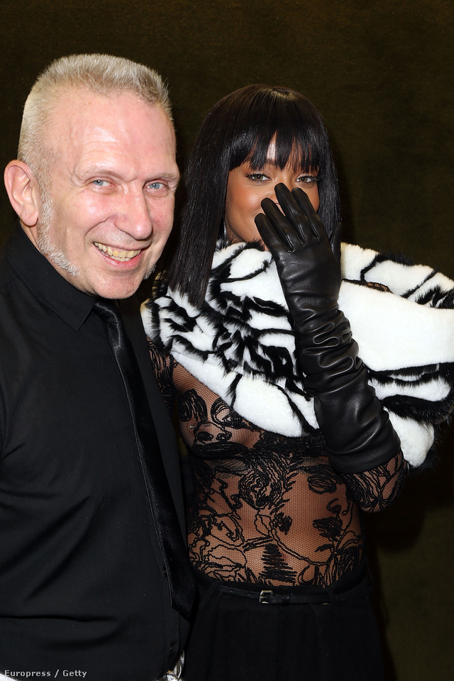 Jean Paul Gaultier, Rihanna és a bimbó