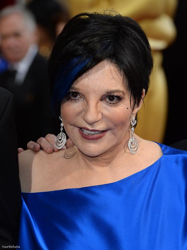 Liza Minnelli 67 éves, de nem szeretne annyi lenni