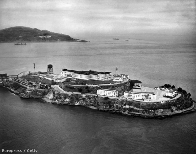 Képek Alcatraz múltjából - kattintson!