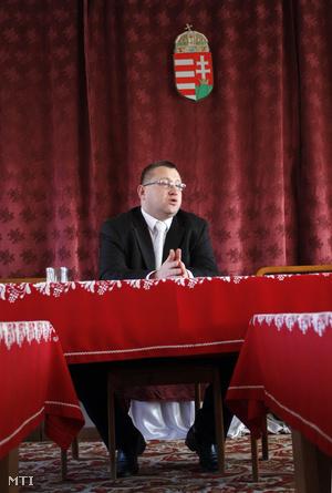Szepessy Zsolt, az Összefogás Párt elnöke