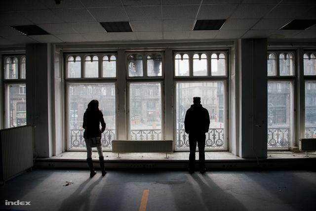 Magyar Harcosok klubja az IBUSZ-palotában