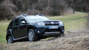 Teszt: Dacia Duster Exception 1.5 dCi 4x4 -2014.
