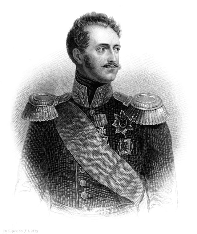 I. Miklós orosz cár